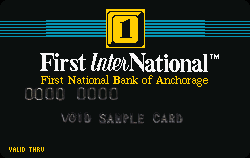 The First National Bank of Anchorage - Anchorage, AK