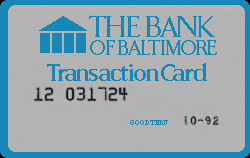 The Bank of Baltimore - Baltimore, MD